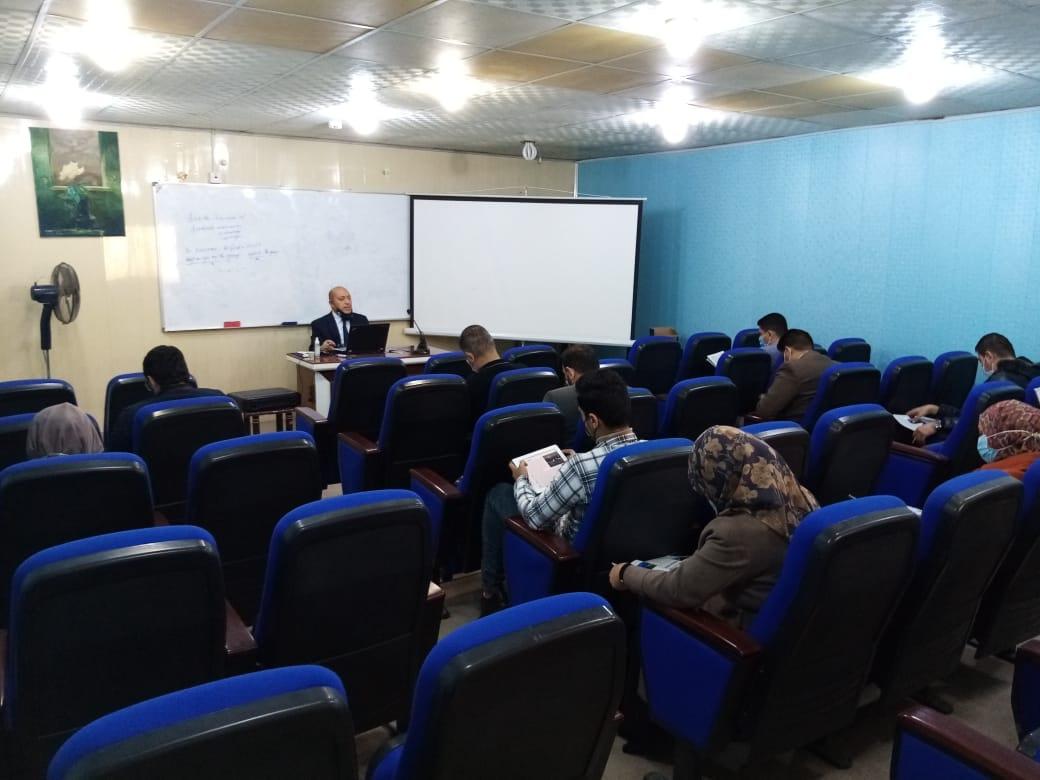 تعاون بين جامعة البصرة و كلية شط العرب الجامعة في مجال تبادل الأساتذة