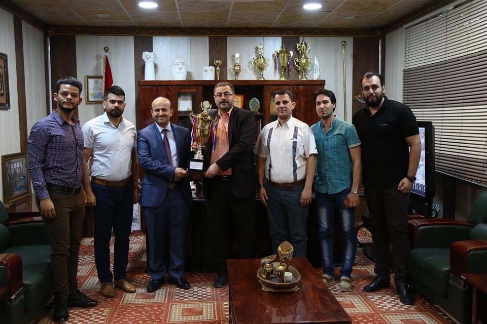 بطولة كأس رئيس جامعة البصرة للأساتذة