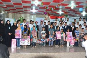 مهرجان خيري لدعم الأيتام في محافظة البصرة
