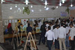 مهرجان الابتكارات العلمية والرسم