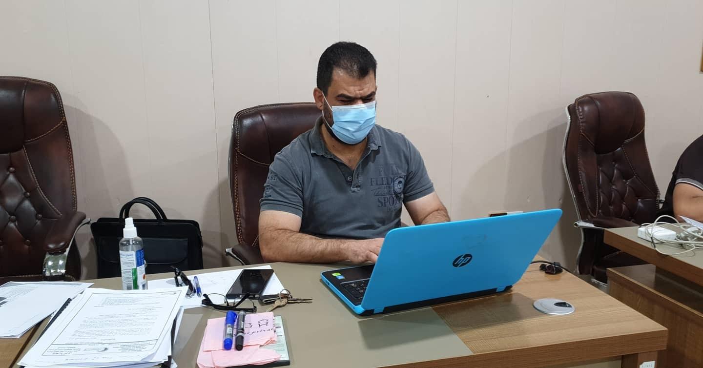 انطلاق الإمتحانات الإلكترونية النهائية للدور الثاني في كلية شط العرب الجامعة